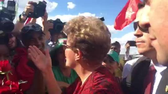 Dilma deixa o Palácio da Alvorada para morar em Porto Alegre