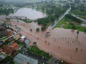 107713ddf91655 G1 - Chuvas causam prejuízos de R  60 mi em Campo Grande