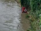 Corpo de jovem desaparecido após chuva é encontrado na Baixada