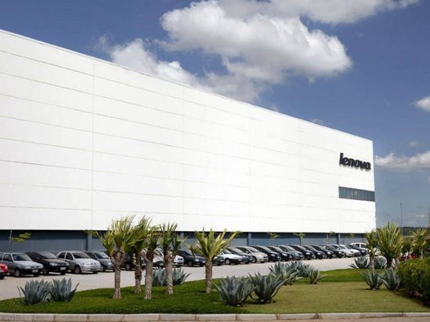Fábrica da Lenovo na SP-75, em Itu (Foto: Alessandro Couto/Divulgação/Lenovo )