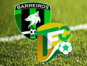 Barreiros x Timbaúba (Foto: GloboEsporte.com)