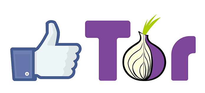 Mais de 1 milhão de usuários usam a rede Tor para acessar o Facebook (Foto: Arte/TechTudo)