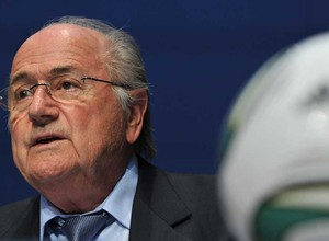 Joseph Blatter, presidente da Fifa (Foto: Getty Images)