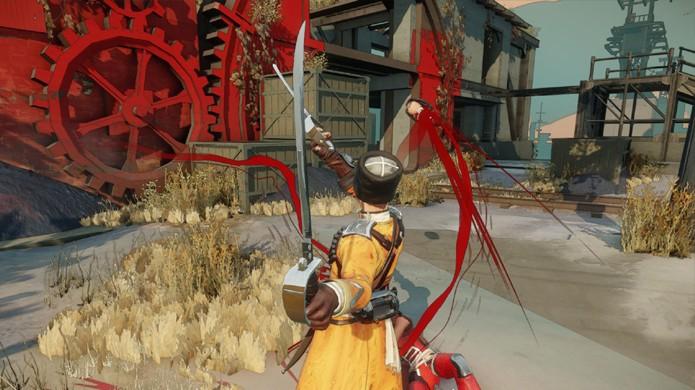 Com gráficos coloridos e muito sangue, BattleCry deve estar na E3 2015 (Foto: Reprodução/High-Def Digest)