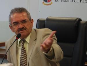 Valberto Lira (Foto: Larissa Keren / Globoesporte.com/pb)