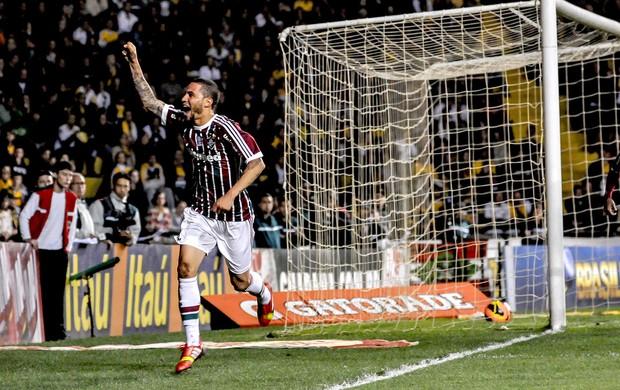 Bruno gol Fluminense contra o Criciúma (Foto: Eduardo Valente / Agência Estado)