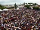 Juazeiro do Norte recebe cerca de 600 mil fiéis na Romaria de Finados