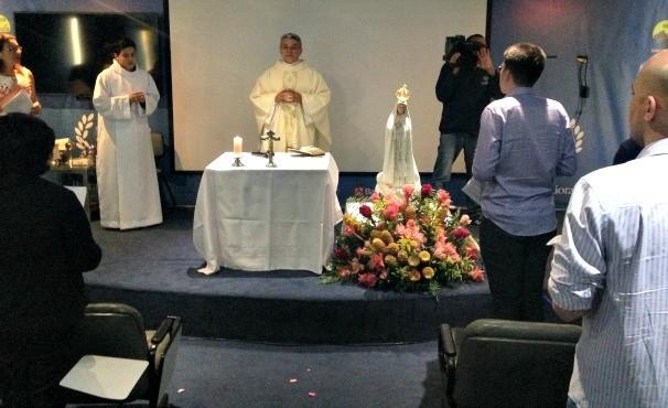 Missa 39 anos TV Liberal  (Foto: Bianca Teixeira/ TV Liberal)