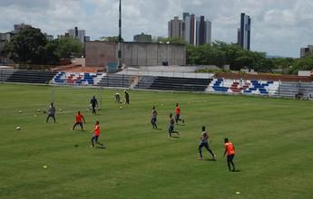Mesmo após negativa do TJD, Treze mantém treinos no Presidente Vargas