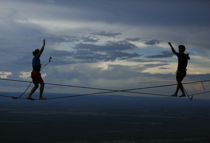 Circuito Radical Highline e Spaceline_07 (Foto: Marcos Serra Lima)