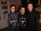 Rodrigo Faro comemora aniversário de irmão com festa cheia de famosos