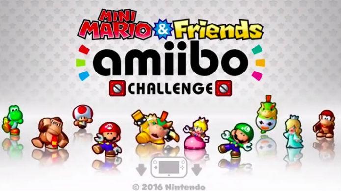Mini Mario & Friends amiibo Challenge se sai bem no Nintendo Wii U e 3DS (Foto: Reprodução/Thomas Schulze)