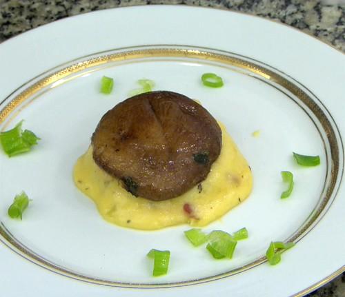 Jogo de Panelas 21 - Cogumelos Recheados de Mash Potatoes
