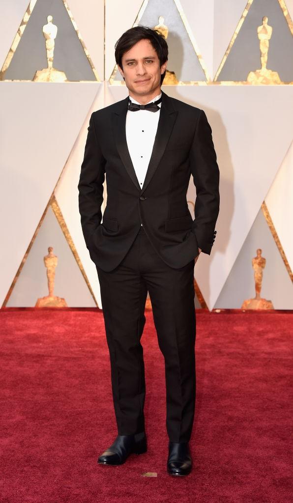 Gael Garcia Bernal non Oscar 2017 (Foto: Getty Images)