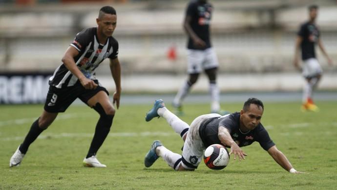 Remo e São Raimundo fizeram um jogo emocionante no Mangueirão (Foto: Tarso Sarraf/O Liberal)