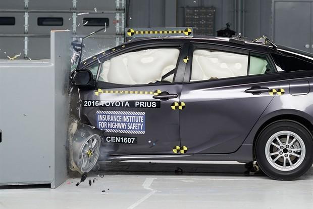 Toyota Prius Prime (Foto: Divulgação)