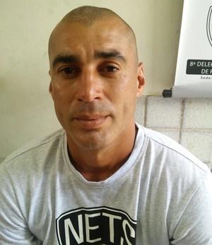 Fábio Bilíca, zagueiro paraibano, João Pessoa, Paraíba (Foto: Divulgação / Polícia Civil da Paraíba)