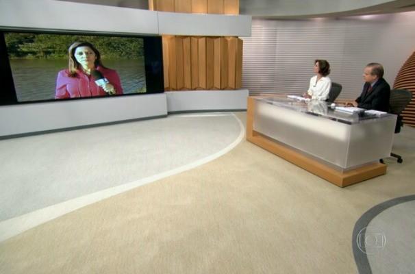 Reportagem produzida pela TV TEM é destaque no Bom Dia Brasil (Foto: Reprodução/TV TEM)