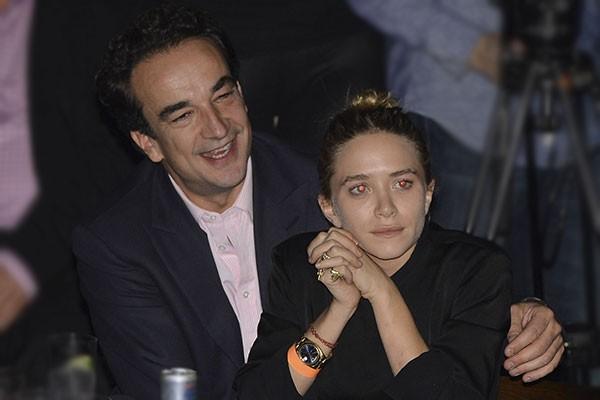Oliver Sarkozy e Mary-Kate Olsen (Foto: Getty Images)