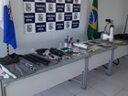 Trio procurado em vários estados por ataques a banco é preso na Beira Mar