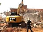 GDF inicia derrubada de 200 casas irregulares em área do Altiplano Leste