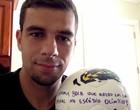 André Lima fica com a última bola do estádio (Divulgação/TXT Assessoria)