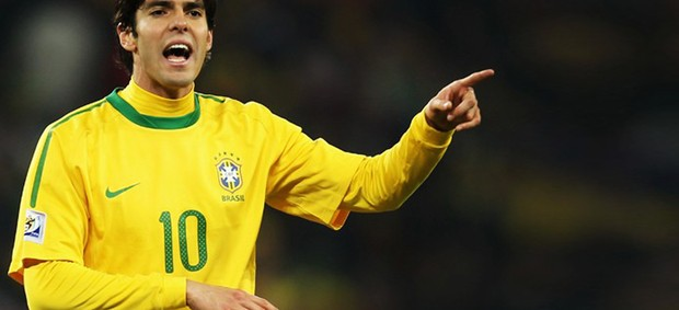 Kaka brasil x costa do marfim (Foto: Getty Images)