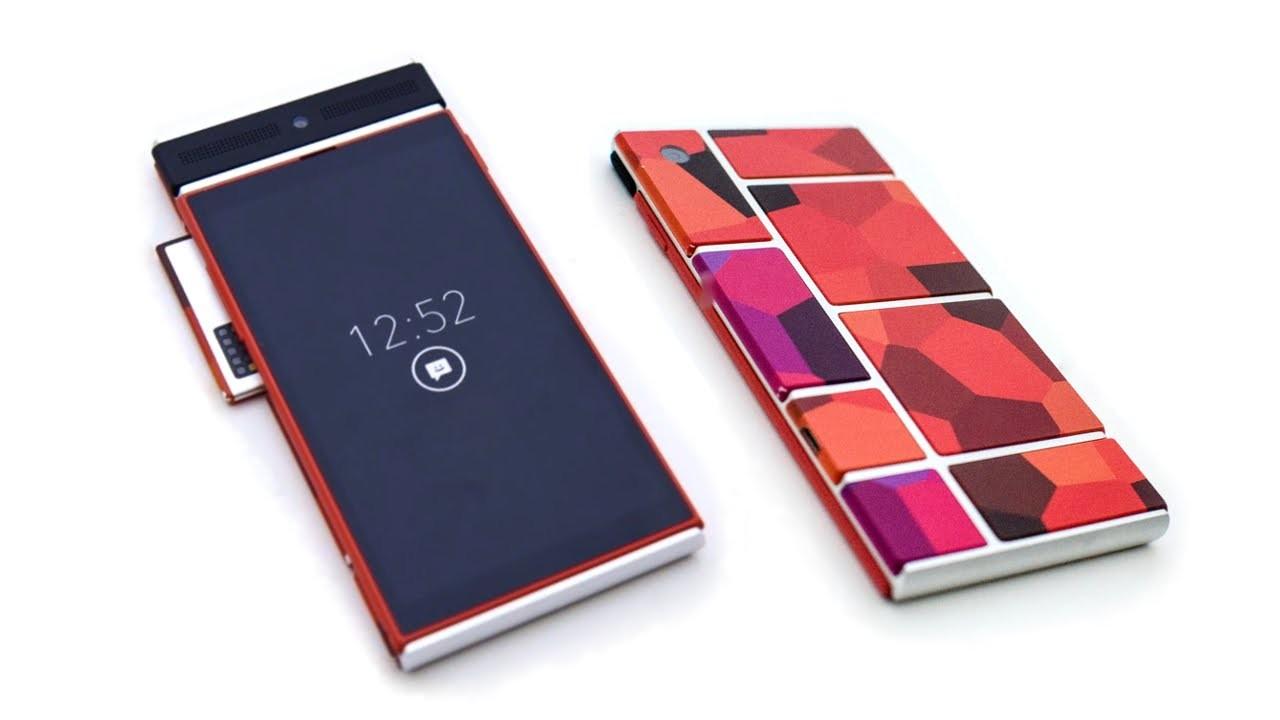 O smartphone modular do Project Ara, encerrado pela Google, pode enfim ganhar vida (Foto: Divulgação)