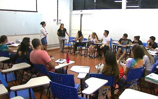 universidade (Foto: Bom Dia Amazônia)