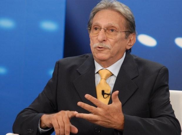 Morre Almir Gabriel, ex-governador do Pará  (Foto: Paula Sampaio/ O Liberal)