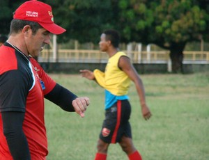 Paulo Moroni Flamengo-PI (Foto: Emanuele Madeira/GLOBOESPORTE.COM)