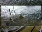 Centro de perícias inicia análise de lancha que naufragou no Marajó