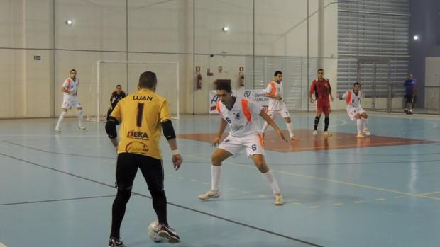 O goleiro-linha no Futsal