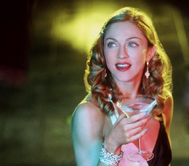 Madonna no longa Sobrou Pra Você (Foto: Getty Images)
