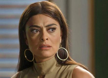 Carolina descobre que Eliza está morando com Arthur