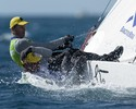 Robert Scheidt e Bruno Prada lideram no primeiro dia da Star Sailors League