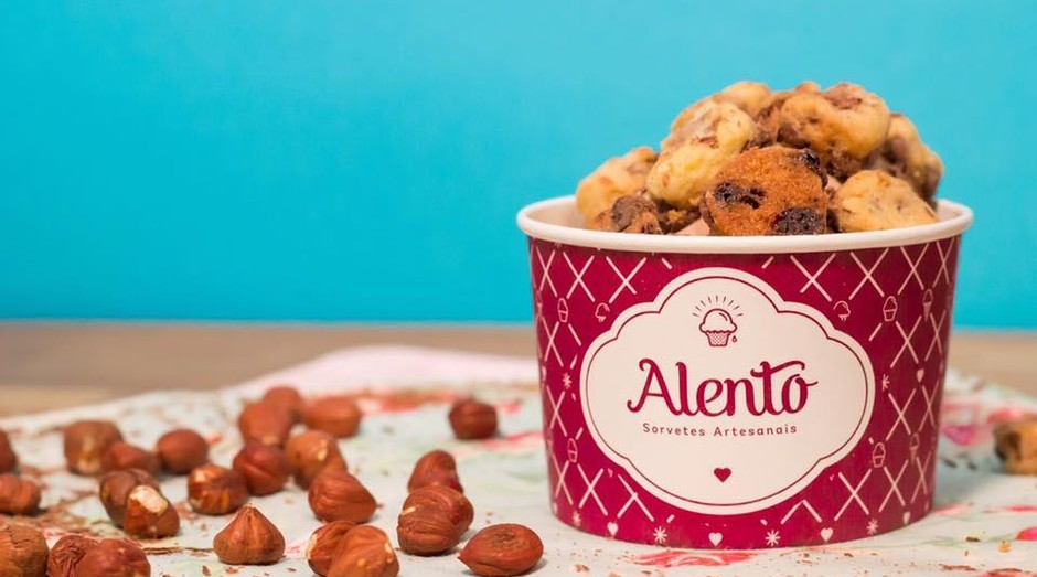 Alento sorveteria (Foto: Reprodução / Facebook)