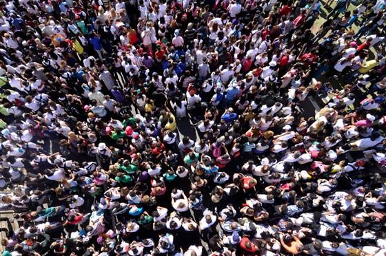 De acordo como Censo de 2010, há cerca de 200 milhões de habitantes com mais de 130 mil nomes diferentes (Foto: Getty Images)