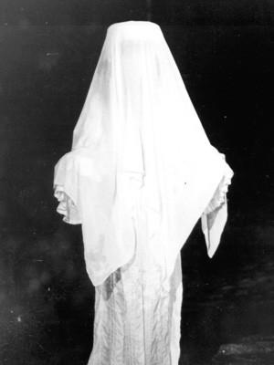 A mulher de Branco (Foto: Acervo TV Globo)