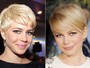 Leandra Leal est a cara de Michelle Williams: &#39;Ficou realmente parecido&#39;