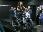 Ducati XDiavel começa a ser montada no Brasil
