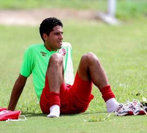 Willian Magrão náutico (Foto: Aldo Carneiro / Pernambuco Press)