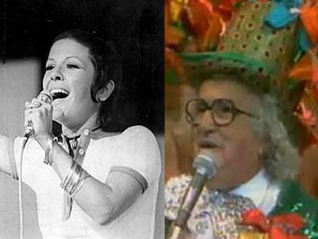 Musicais contarão a vida de Elis Regina e Chacrinha (Foto: Arte/G1)