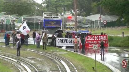 Veja situação dos transportes nas barcas, Centro, Baixada, Santos Dumont e Alvorada