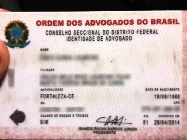 Advogado foi preso por corrupção atviva em Ribeirão Preto (Foto: Ícaro Ferracine/EPTV)