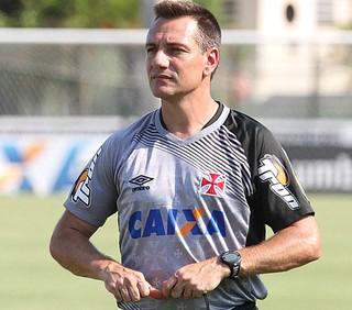 Doriva, treino Vasco (Foto: Marcelo Sadio / Flickr do Vasco)