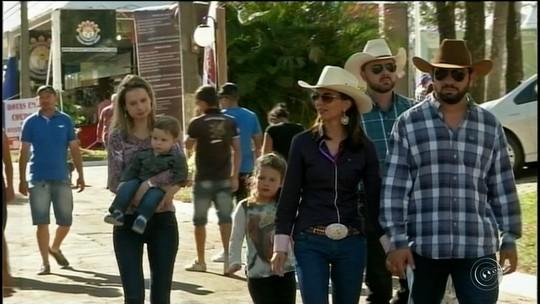 Evento da ABQM reúne cavalos Quarto de Milha em Avaré
