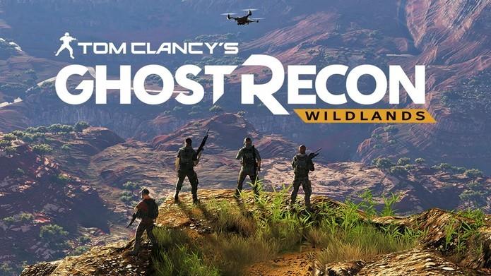 Ghost Recon: Wildlands foi um dos destaques da semana (Foto: Divulgação/Ubisoft)
