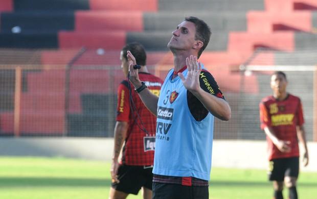 Vágner Mancini - Sport (Foto: Aldo Carneiro/Pernambuco Press)