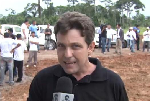 O subsecretário da policia civil, André Monteiro, rebateu as acusações do delegado  (Foto: Jornal do Acre)